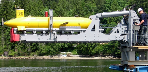 AUV-On-Ramp