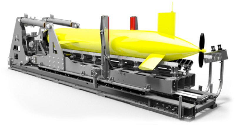 AUV-launch-recovery-systems