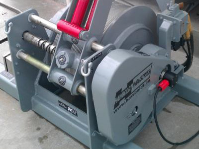 Oceanographic Drum Winches