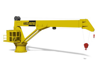 Telescopic Boom 2 to 150 ton capacity
